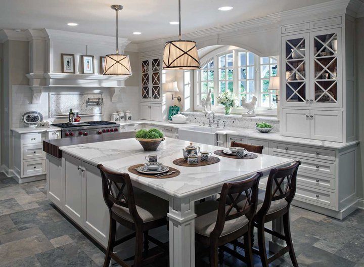 Classic Contemporary Kitchen kitchen – al's remodeling